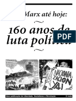 160 Anos de Luta Política