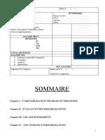 COMPTA GLE FCGE 2 Restaure 0 Backup Back