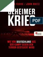 Geheimer Krieg_ Wie Von Deutschland Aus Der Kampf Gegen Den Terror Gesteuert Wird ( PDFDrive )