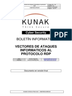 Kunak Consulting - Vectores de Ataques Protocolo RDP v3.0