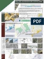 Plan Territorial de Vivienda de Cataluña por Josep Maria Vilanova y Ricard Pie
