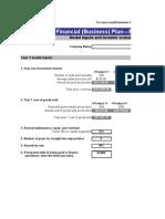 5-year-financial-plan-manufacturing