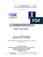 Dharitree-User Manual