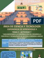 1°Y2° EXP4 ACT7 TEMA 2