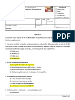 Ficha de avaliação 5 Economia