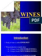 1- Wines Introduction