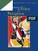 Cadernos de ética em pesquisa - Número 01