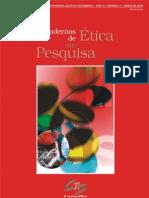 Cadernos de ética em pesquisa - Número 11