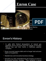 The Enron Case ppt.