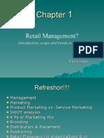 Chpt 1- Retail Management