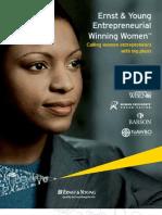 Ernst & Young Entrepreneurial Winning Women_2011 application brochure