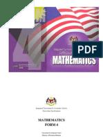 hsp math form 4