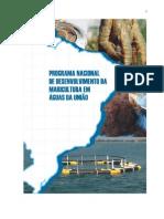 PDF8 - PROGRAMA NACIONAL DE DESENVOLVIMENTO DA MARICULTURA