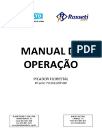 Manual Operação PLT201109P-687