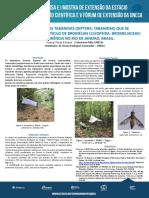 Pôster Definitivo - Bioecologia Dos Tabânidas...2018.2