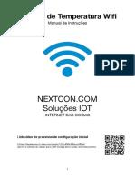 Manual Termo RELE IOT Wifi NEXTCON