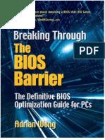 The Definitive BIOS Optimization Guide