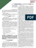 RM 189-2021-MIMP TABLA DE VALORACION DE RIESGO Actualizado Julio 2021