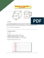 Sistema metrico decimal - Primaria