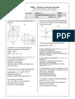 trabalho Geometria Analítica conicas 4