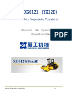Manual traduzido em portugues do Rolo XGMA 6121