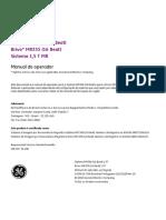 Manual Rm Ge 360