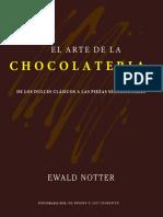 El Arte de La Chocolateria - Ewald Notter.