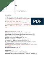 bibliografie 2010
