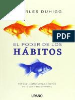 El Poder de Los Hábitos ( PDFDrive )