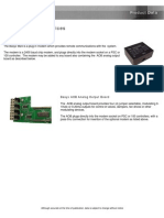 GCS Product Overview - Accessory Devices