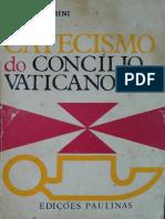 Catecismo Do Concilio Vaticano II FRANCO PIERINI Retrabalho