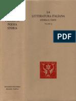 La Letteratura Italiana. Storia e Testi. Filosofia. Poesia. Storia by Benedetto Croce (Z-lib.org)