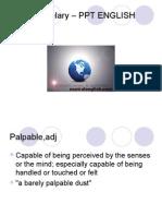 vocablury