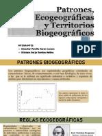 Seminario 1 - Patrones, Reglas y Territorios Biogeográficos