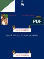 Los Enigmas Del Inspector Ramirez