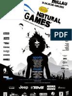 Slack Line - Natural Games 2011