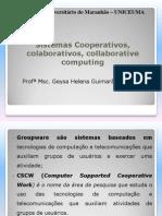 sistemas cooperativos.