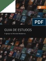 Guia de Estudos - A Igreja no Mundo Moderno