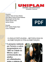 Apresentação Trabalho Profª Andreia - SABEDORIA