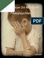 Le Manuel Du Résident Pédopsychiatrie 2017