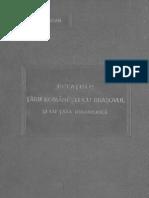 Ioan Bogdan-Relatiile Tarii Romanesti cu Brasovul si cu Tara Ungureasca [1413-1508] (1905)