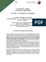 3.1 Actitudes Del Maestro - Niño (1)