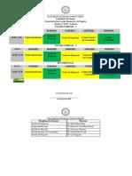 GFS 2,3&4 - Novo Calendario de Exames I Sem