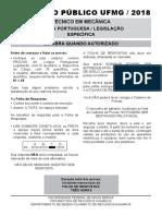 PROVA+Tecnico+em+Mecanica