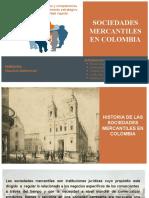 Sociedades Mercantiles en Colombia