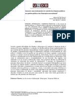 3° CHECK - DIREITO FINACEIRO - FINAL mmmmm REAL OFICIAL