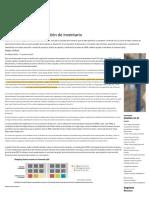 Time to tighten up on inventory management - Modern Materials Handling.en.es