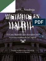 Garcia Sanahuja, Manuel - Misterios en Madrid [52127] (r1.0)