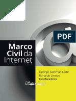 LEITE, George Salomão e LEMOS, Ronaldo - Marco Civil Da Internet