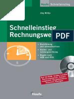 Schnelleinstieg Rechnungswesen, Buchführung Und Jahresabschluss, Kosten- Und Leistungsrechnung, Regeln Nach HGB Und IFRS by Jörg Wöltje (Z-lib.org)